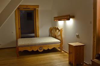 Photo: Łóżko góralskie łoże