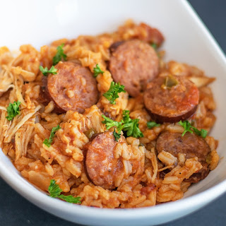 Crock Pot Jambalaya Recipe