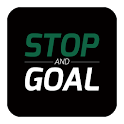 Stop and Goal icon
