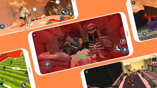 Struckd - 3D Game Creator 2.2.7 screenshots 6