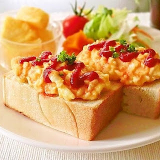 Super Easy Egg Toast - Signature Dish of Nagoya's Special Breakfast
