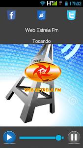 Web Estrela Fm screenshot 1