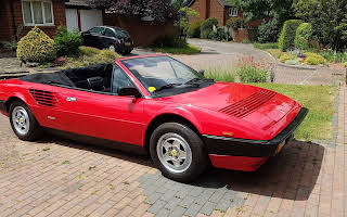 Ferrari Mondial 3.0 Qv Cabriolet Rent Greater London