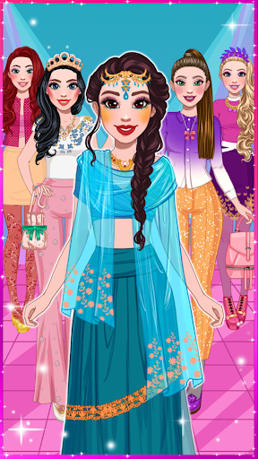 ud83dudc57 Sophie Fashionista - Dress Up Game 3.0.3 screenshots 12