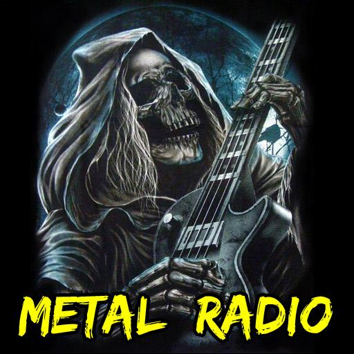 Brutal Metal music radio APK Cracked Download