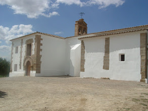 Photo: Conjunto de la Ermita de Bureta - © Rubén Asín Abió