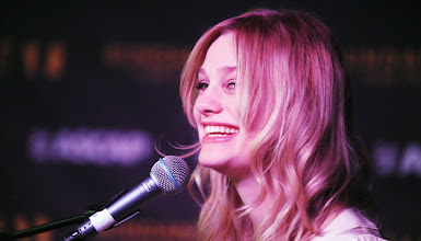 Photo: PARK CITY, UT - JANUARY 20:  Musician Alison Sudol of A Fine Frenzy performs onstage during Music Cafe Day 1 held at Sundance ASCAP Music Cafe during the 2012 Sundance Film Festival on January 20, 2012 in Park City, Utah.  (Photo by Fred Hayes/Getty Images)