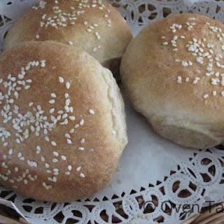 Whole Wheat Burger Buns.