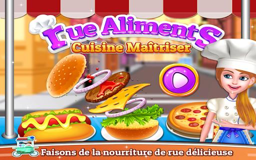 Street Food - Cooking Game  captures d'écran 1