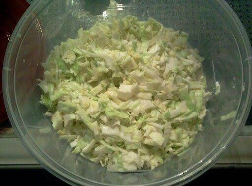 Cole Slaw With Pineapple