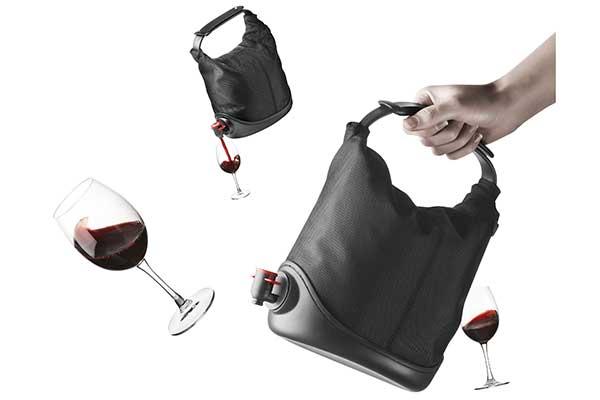 Tìm hiểu về rượu vang bịch