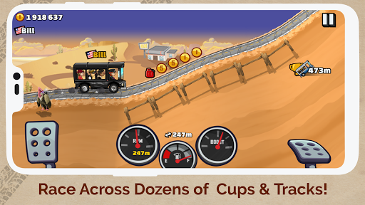Hill Climb Racing 2 1.37.5 Screenshots 2