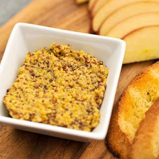 Whole Grain Dijon Mustard.