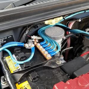 ジムニー JB23W X-Adventure XC(クロスアドベンチャーXC JB23-8型)パールメタリックカシミールブルー初年度登録 2012年(平成24年)4月のカスタム事例画像 Compact Blue さんの2019年08月25日16:18の投稿