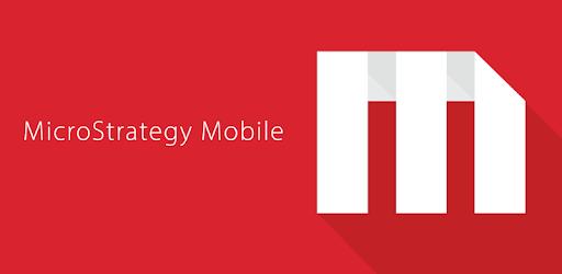 Приложения в Google Play – MicroStrategy Mobile