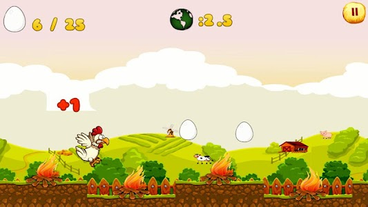 Chicken Run screenshot 1