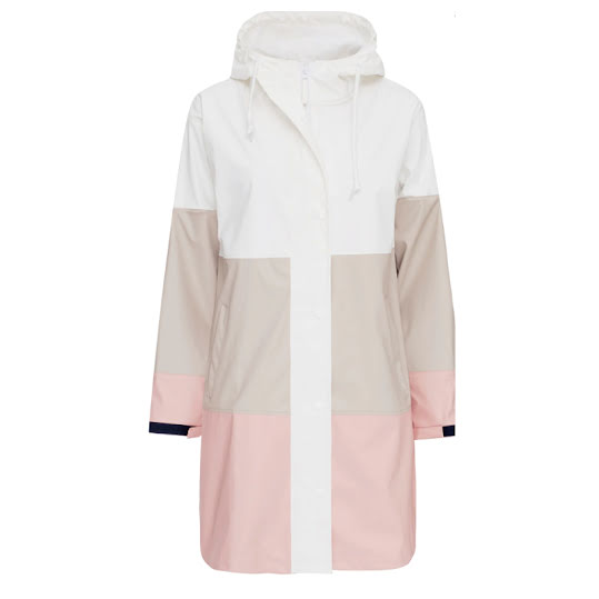 Weather Report Greda Rain Jacket, Women, Old pink, Stl 42