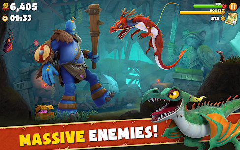 Hungry Dragon™ MOD 1.5 (Unlimited Money) Apk Latest 9