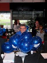 Photo: The Grand Lodge sent these Masonic balloons