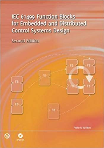 Iec 61499 Function Blocks For Embedded And Distributed Control Systems Design Second Edition Pdf Isa Publications
