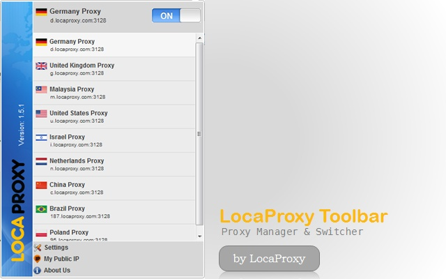 list of proxy extensions for chrome