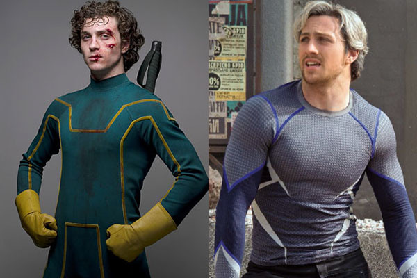 Aaron Taylor-Johnson – Avengers: Age Of Ultron