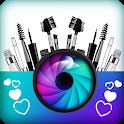 Beauty Photo Editor-Face Makeup Camera icon