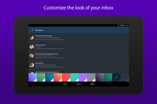Yahoo Mail – Stay Organized screenshot 8