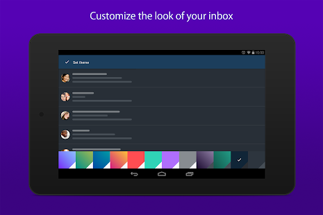 Yahoo Mail – Stay Organized!- screenshot thumbnail
