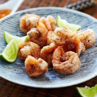 Salt And Chilli Prawns Recipes