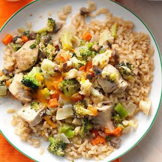 Broccoli Cauliflower Carrot Casserole Recipes.