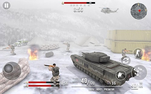 Deadly Assault 2018 - Winter Mountain Battleground Hack for the game