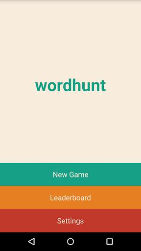 玩免費拼字APP|下載Wordhunt, the Word Game app不用錢|硬是要APP