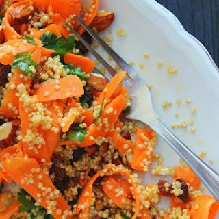 Moroccan Carrot & Quinoa Salad