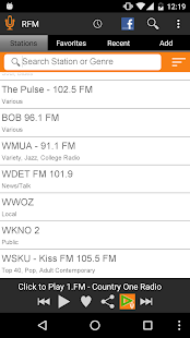 Radio FM- screenshot thumbnail