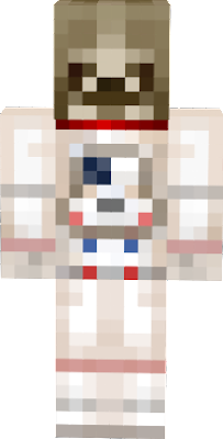 this skin is from a fixed version of a astro sloth