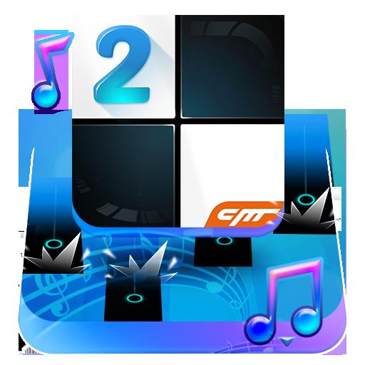 Piano Tiles 2™ Keyboard Theme Icon
