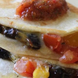 Bean Quesadilla Recipes