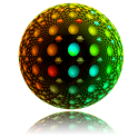 Disco Ball Live Wallpaper icon