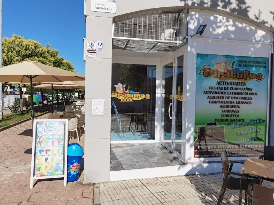 Foto Piratufos park 1