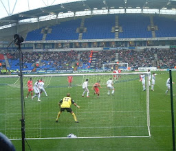 Photo: 04/03/07 v Blackburn Rovers (Prem) 1-2 - contributed by Martin Wray