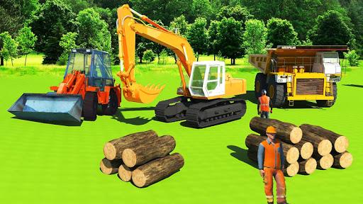 Construction Simulator Excavator Game 2020 1.0.4 de.gamequotes.net 4