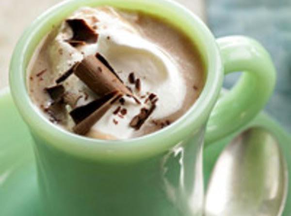 Coconut Tres Leches Hot Chocolate Recipe