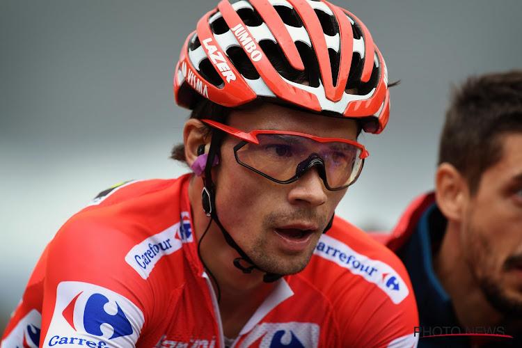 Les vainqueurs du Giro et de la Vuelta à l'avant: la première échappée royale des Mondiaux
