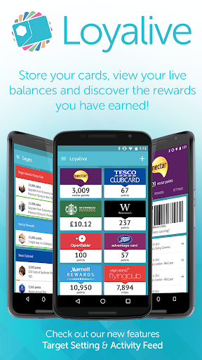 Loyalive – Live Loyalty Cards