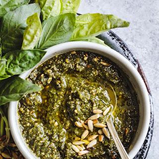 Sunflower Seed Gouda Pesto Recipe