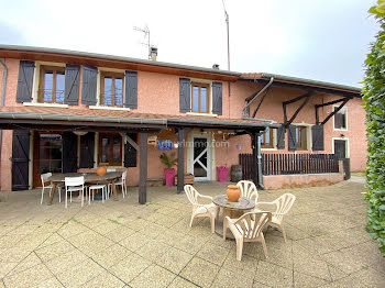 maison à Saint-Chef (38)