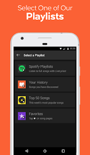 SoundHound Music Search 8.0.2 (Full Unlocked) Cracked Apk 8