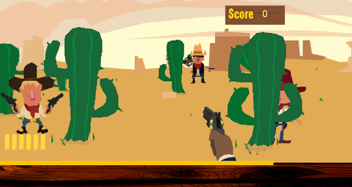 Wild West Frenzy Shooter
