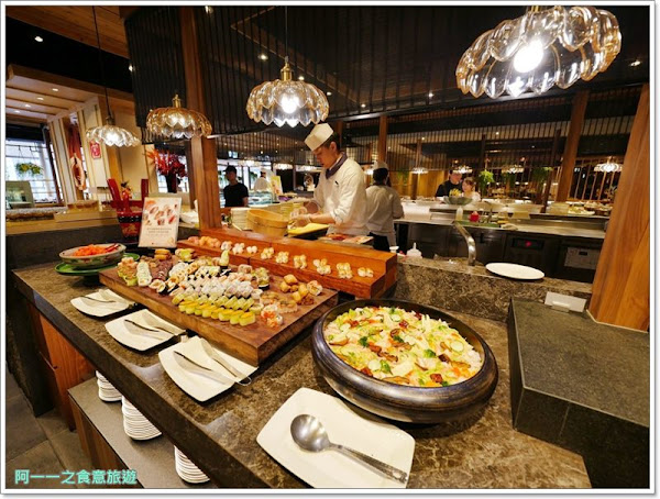台北車站美食 欣葉日本料理館前店 晚餐buffet~日式料理甜蝦吃到飽,紅白酒暢飲